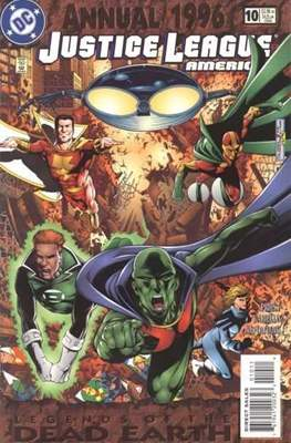 Justice League Annual (Comic Book) #10