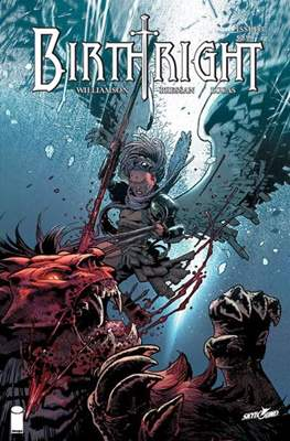 Birthright (Comic-book) #3