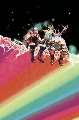 Thor / El Poderoso Thor / Thor - Dios del Trueno / Thor - Diosa del Trueno / El Indigno Thor (2011-) (Grapa) #97/9
