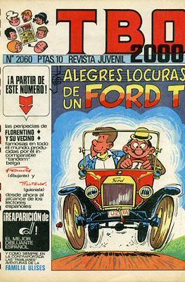 TBO 2000 - El TBO (Grapa) #2060