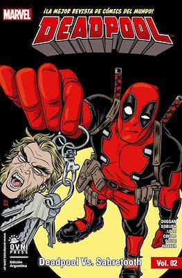 Deadpool (Rústica recopilatorio 96 pp) #2