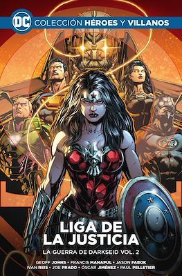 Colección Héroes y Villanos (Cartoné) #19