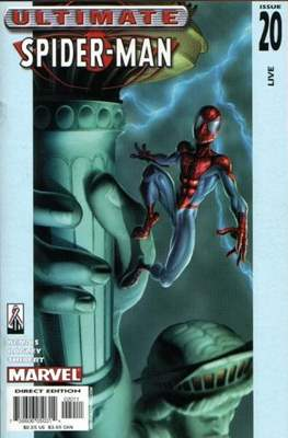 Ultimate Spider-Man (2000-2009; 2011) (Comic-Book) #20