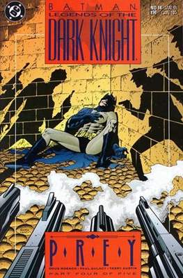 Batman: Legends of the Dark Knight Vol. 1 (1989-2007) (Comic Book) #14