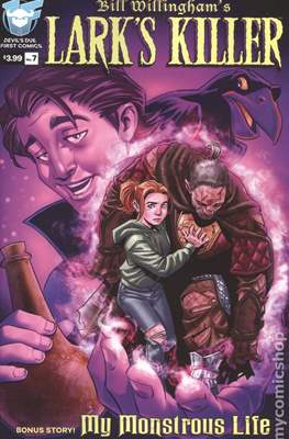 Lark's Killer (Comic Book) #7