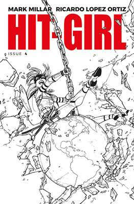 Hit-Girl (2018 Variant Covers) #4.1