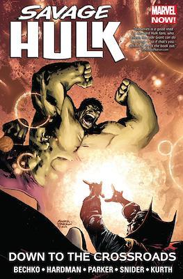 Savage Hulk Vol. 1 (2014 Trade Paperback) #2