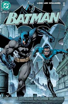 Batman Vol. 1 (1940-2011) (Comic Book) #615
