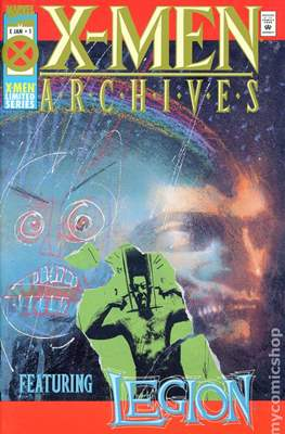 X-Men Archives (Comic Book 36 pp) #1