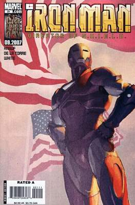 Iron Man Vol. 4 (2005-2009) #21