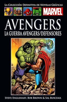 La Colección Definitiva de Novelas Gráficas Marvel (Cartoné) #101
