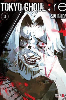 Tokyo Ghoul :re #3