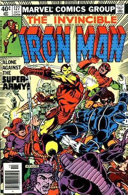 Iron Man Vol. 1 (1968-1996) (Comic book) #127