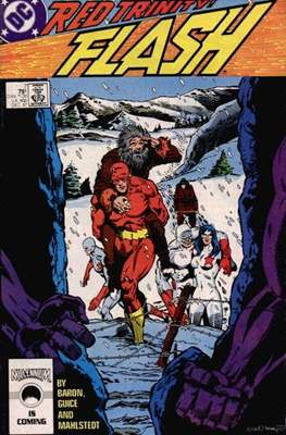 The Flash Vol. 2 (1987-2006) (Comic Book) #7