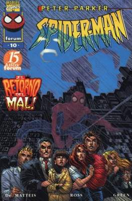 Spiderman Vol. 4 Peter Parker Spiderman ( 1997-1999) (Rústica 96-128 pp) #10