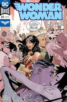 Wonder Woman Vol. 5 (2016-) (Comic book) #69