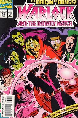 Warlock and the Infinity Watch (Comic-Book) #31