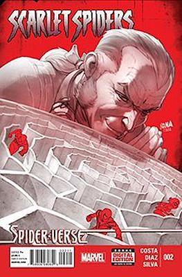 Scarlet Spiders (Comic Book) #2