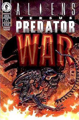 Aliens versus Predator War #0