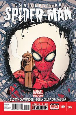 The Superior Spider-Man (Vol. 1 2013-2014) #5