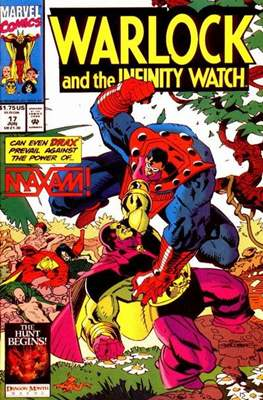 Warlock and the Infinity Watch (Comic-Book) #17
