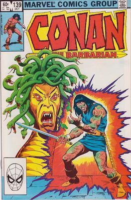 Conan The Barbarian (1970-1993) (Comic Book 32 pp) #139