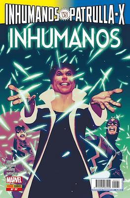 Inhumano / Inhumanos (2014-2018) (Grapa) #37