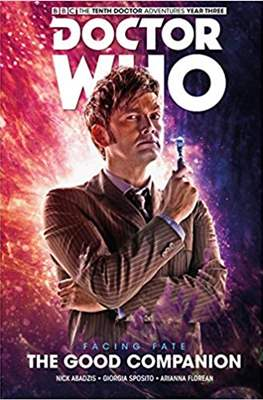 Doctor Who: The Tenth Doctor Adventures Year Three (Hardcover) #3