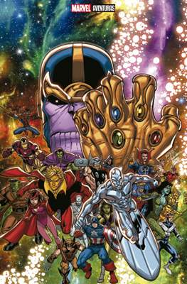 Marvel Comics #1000 (Portadas Variantes) #7