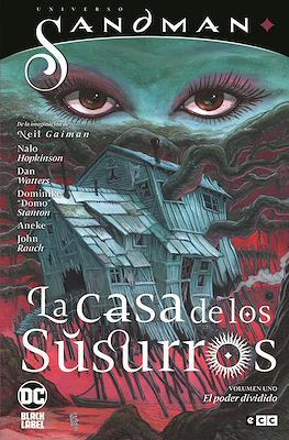 Universo Sandman: La Casa de los Susurros (Cartoné 160 pp) #1