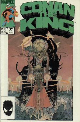 King Conan / Conan the King (Grapa, 48 págs.) #27