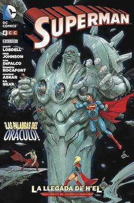 Superman: La Llegada de H'el (Rústica 112-136-96 pp) #3