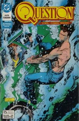 Question (1988-1991) (Grapa) #13