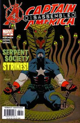 Captain America Vol. 4 (Comic Book) #31