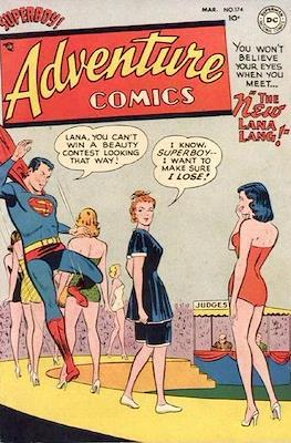 New Comics / New Adventure Comics / Adventure Comics (1935-1983; 2009-2011) (Saddle-Stitched) #174
