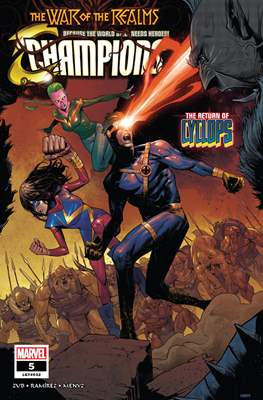 Champions Vol. 3 (2019-) (Comic Book) #5