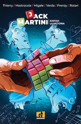 Jack Martini (Cartoné 64 pp) #1