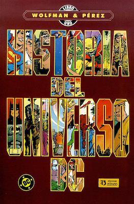 Historia del Universo DC
