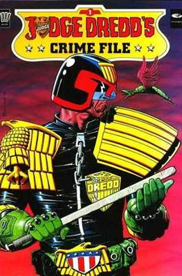 Judge Dredd's Crime File (Rústica) #1