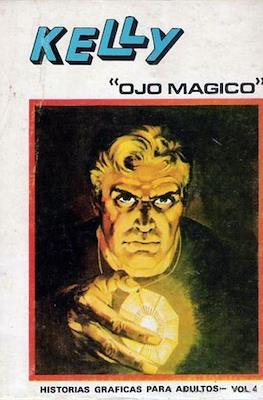 Kelly ojo mágico. Edicion especial (1971-1972) (Rústica 256-288 pp) #4