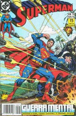Superman: El hombre de acero / Superman Vol. 2 #70