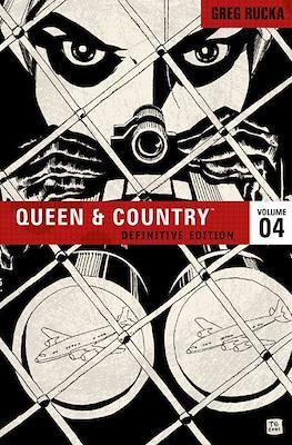 Queen & Country #4