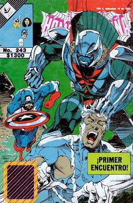 El Asombroso Hombre Araña presenta (Grapa) #243