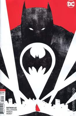 Batman Vol. 3 (2016- Variant Cover) (Comic Book) #65