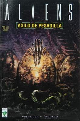 Aliens: Asilo de pesadilla