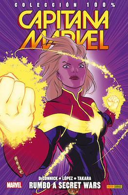Capitana Marvel. 100% Marvel (2013-) (Rústica con solapas) #4