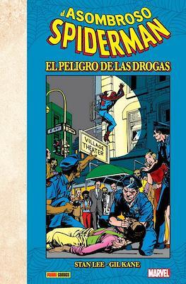 El Asombroso Spiderman: El peligro de las drogas (Cartoné 96 pp) #