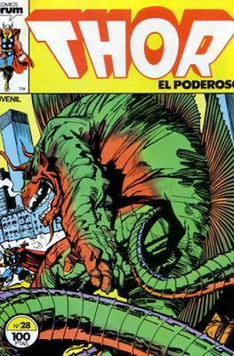 Thor, el Poderoso (1983-1987) #28