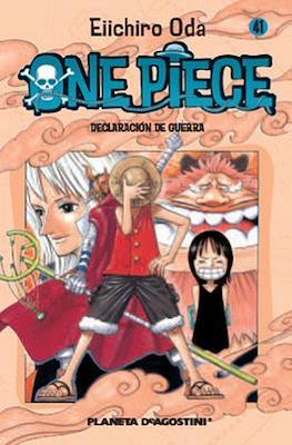 One Piece (Rústica con sobrecubierta) #41