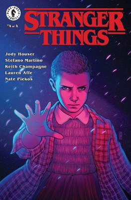 Stranger Things (Variant Covers) (Comic Book) #4.1